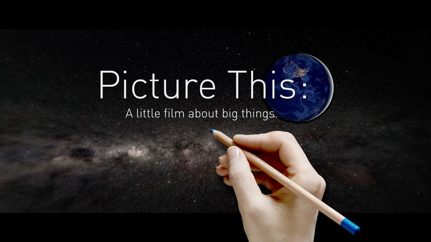 Picture This  A Little Film About Big Things Web  Poster